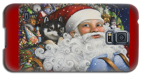 Christmas Stowaway Galaxy S5 Case