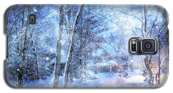Christmas Wishes Galaxy S5 Case