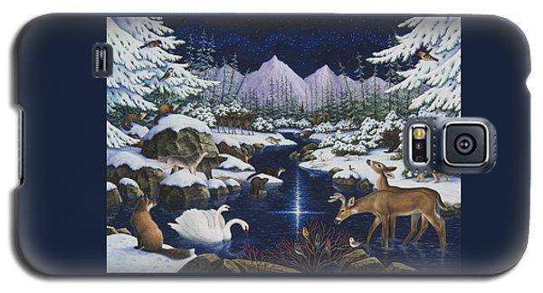 Christmas Wonder Galaxy S5 Case