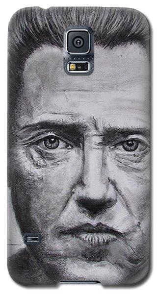 Christopher Walken Galaxy S5 Case by Eric Dee