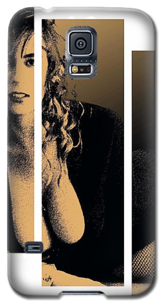 Christy Canyon In Copper Galaxy S5 Case