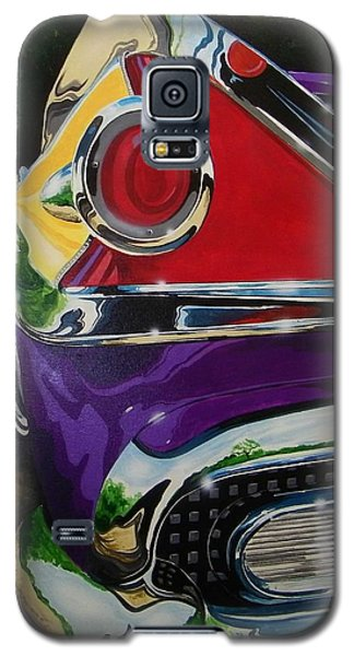 Chrome And Color Galaxy S5 Case