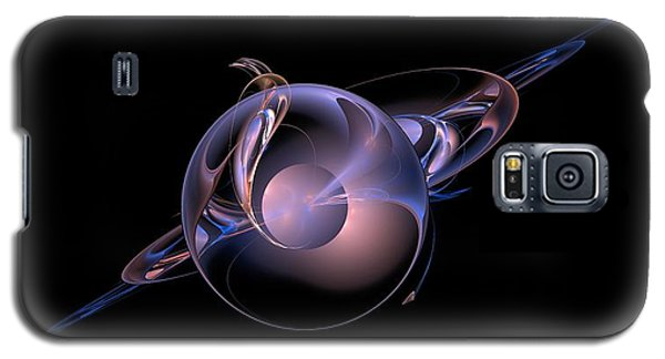 Chrome Worlds-4 Galaxy S5 Case