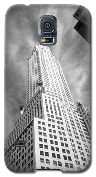 Chrysler Building Infrared Galaxy S5 Case