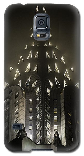 Chrysler Fog Lights Galaxy S5 Case
