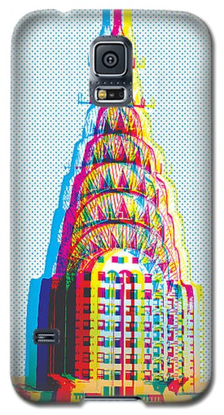 Chrysler Pop Art Galaxy S5 Case