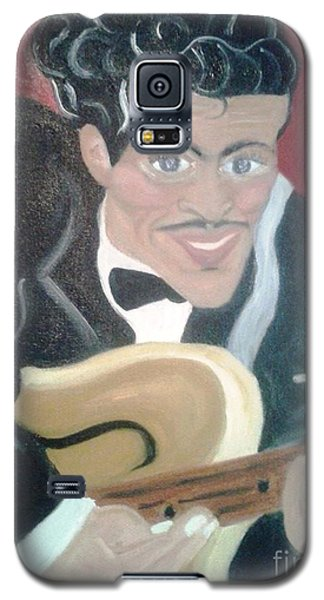 Chuck Berry Galaxy S5 Case