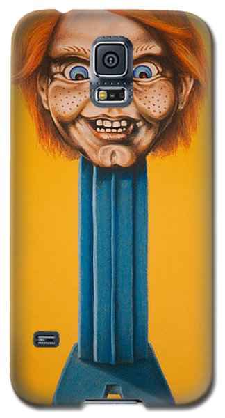 Chucky Galaxy S5 Case