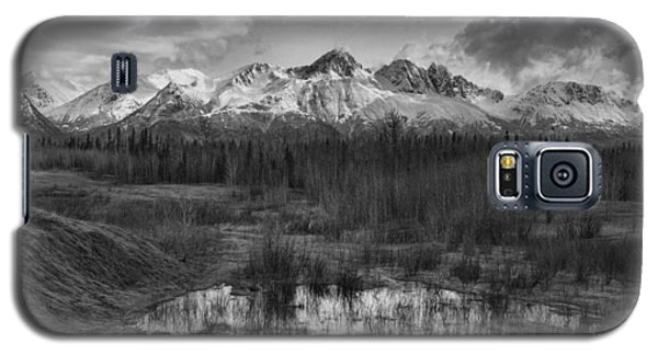 Chugach Mtn Range Galaxy S5 Case