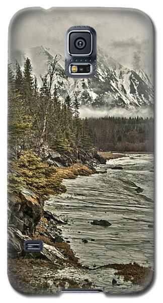 Chugach Range Galaxy S5 Case