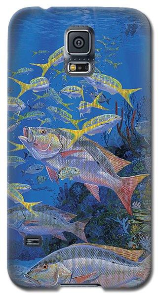 Chum Line Re0013 Galaxy S5 Case