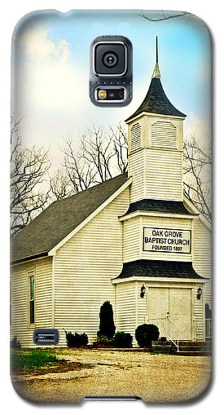 Galaxy S5 Case featuring the photograph Church 12 by Marty Koch