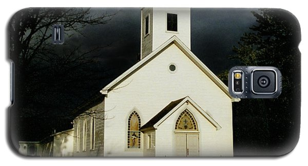 Church At Dusk Galaxy S5 Case