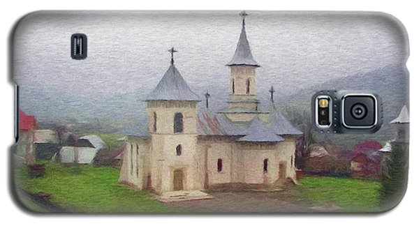 Church In The Mist Galaxy S5 Case