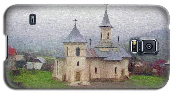Church In The Mist Galaxy S5 Case
