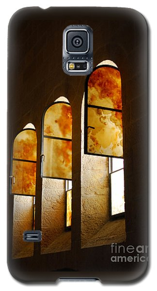 Church Of Heptapegon In Israel Galaxy S5 Case