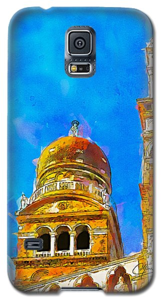 Church Of Madonna Dell'orto Galaxy S5 Case by Greg Collins