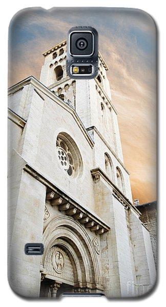 Church Of The Redeemer In Jerusalem Galaxy S5 Case