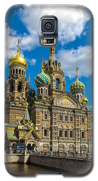 Church Of Spilled Blood Galaxy S5 Case