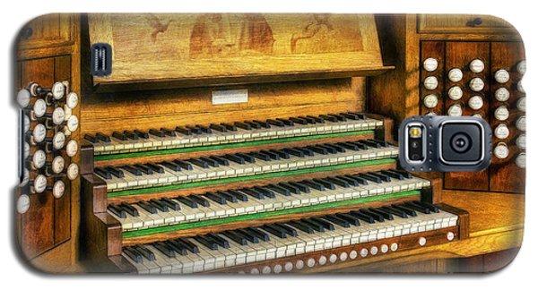 Church Organ Art Galaxy S5 Case