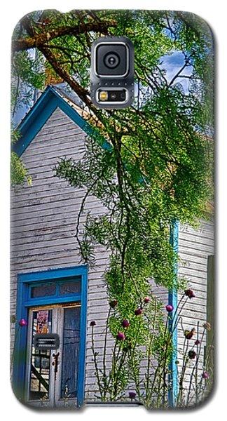Church Overgrowth Galaxy S5 Case