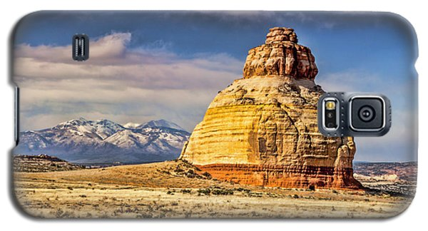 Church Rock Galaxy S5 Case by Daniel Hebard