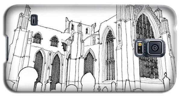 Church Ruins Galaxy S5 Case