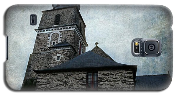 Church Saint Malo Galaxy S5 Case by Barbara Orenya