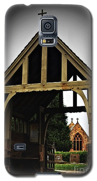 Galaxy S5 Case featuring the photograph Church by Serene Maisey