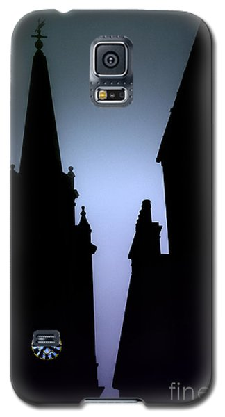 Church Spire At Dusk Galaxy S5 Case by Craig B