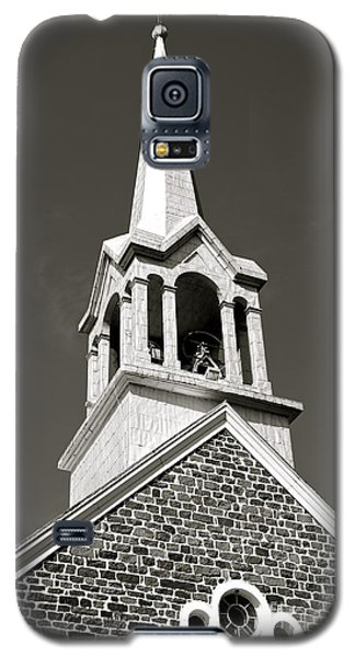 Galaxy S5 Case featuring the photograph Church Steeple by Sarah Mullin
