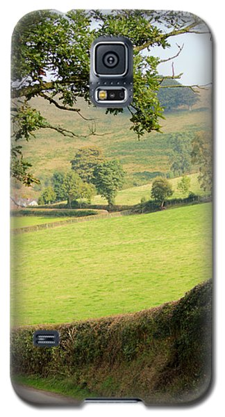 Church Stretton Countryside Galaxy S5 Case