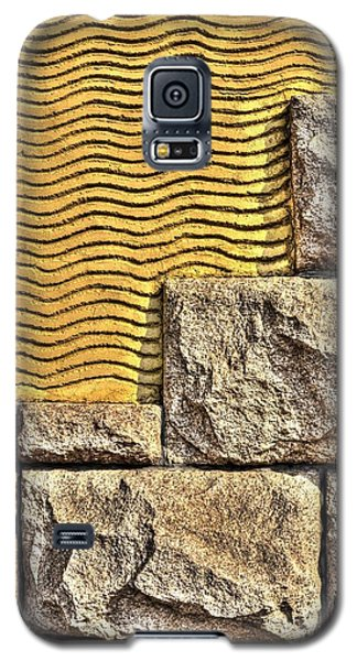 Church Wall Textures Galaxy S5 Case