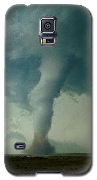 Churning Twister Galaxy S5 Case by Ed Sweeney