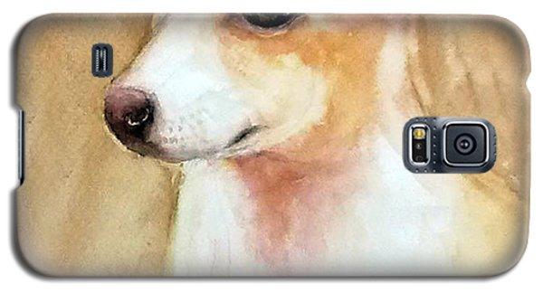 Chutki The Pet Dog Galaxy S5 Case