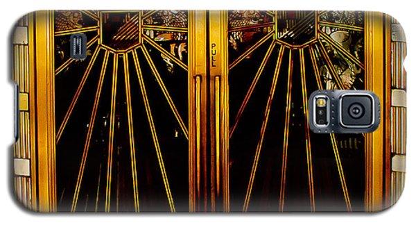 Cicada Club Doors Galaxy S5 Case by Joseph Hollingsworth