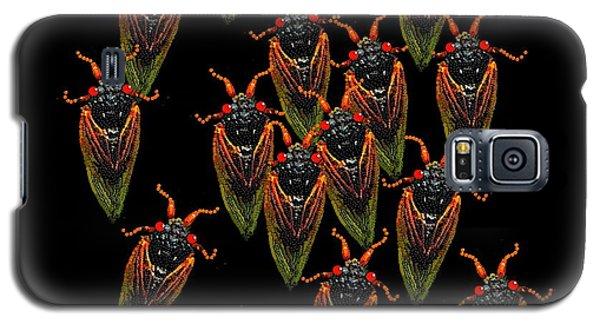 Cicadas Galaxy S5 Case