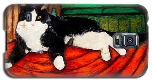 Cici The Cat Galaxy S5 Case