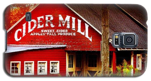 Cider Mill Galaxy S5 Case
