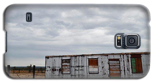 Cima Union Pacific Railroad Station Galaxy S5 Case