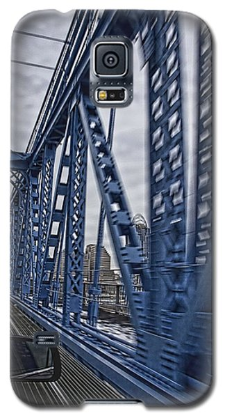 Cincinnati Bridge Galaxy S5 Case