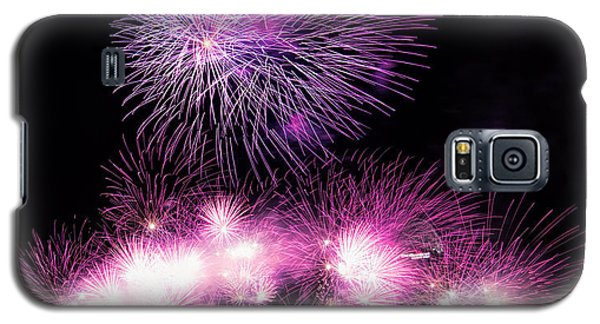 Cincinnati Reds Fireworks Friday Galaxy S5 Case