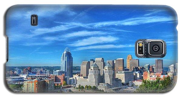 Cincinnati Skyline 2 Galaxy S5 Case