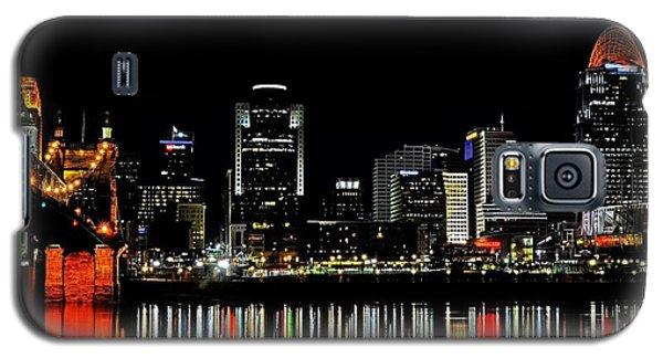 Cincinnati Skyline Dreams 3 Galaxy S5 Case