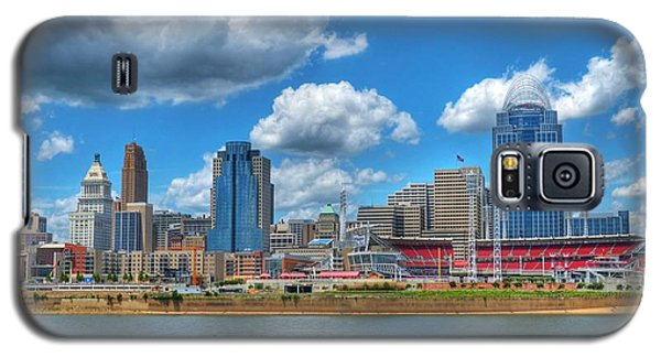 Cincinnati Skyline Galaxy S5 Case