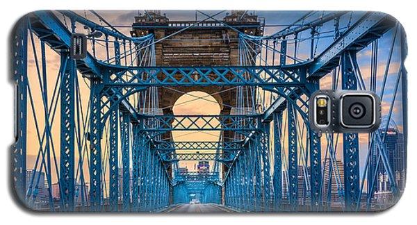 Cincinnati Suspension Bridge Galaxy S5 Case