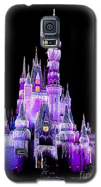 Cinderella's Castle Galaxy S5 Case by Lisa L Silva