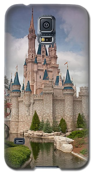 Cinderella's Enchanted Castle Galaxy S5 Case