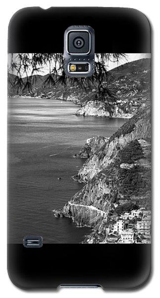 Cinque Terre Coastline Galaxy S5 Case