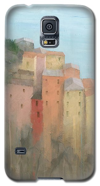 Cinque Terre Galaxy S5 Case by Steve Mitchell